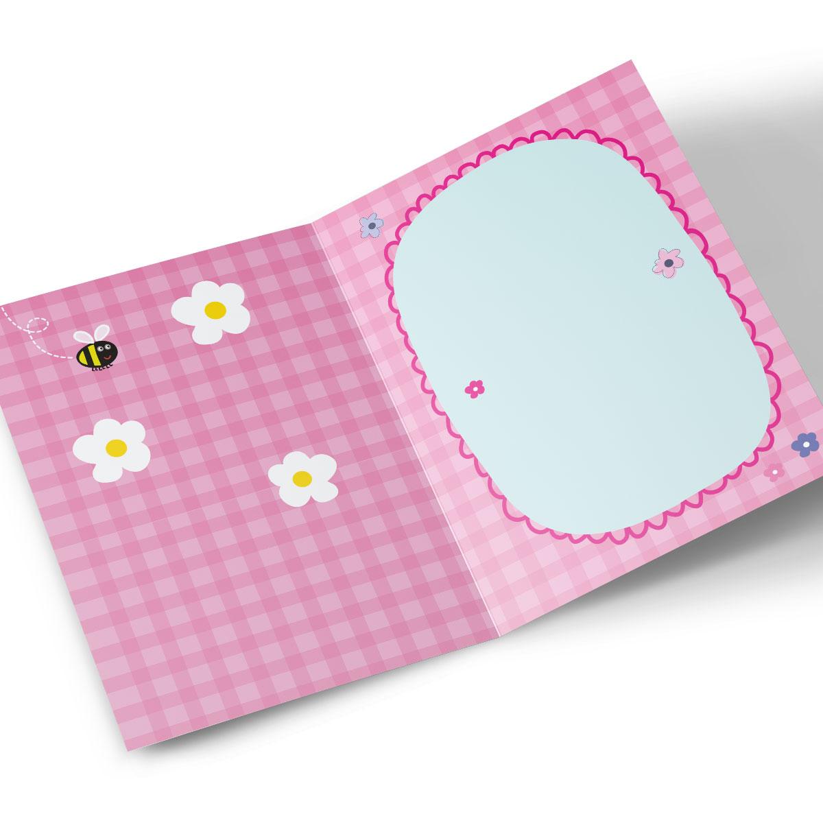 buy personalised birthday card  peppa pig for gbp 2295