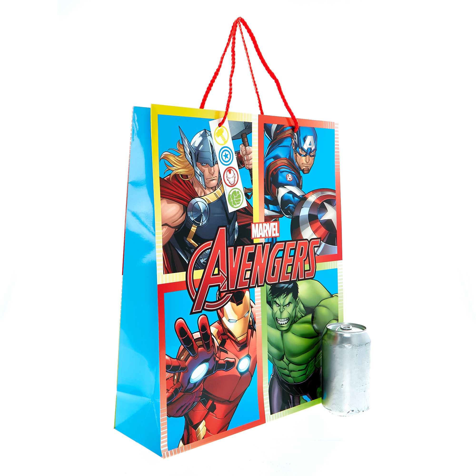 Large Portrait Gift Bag - Marvel Avengers