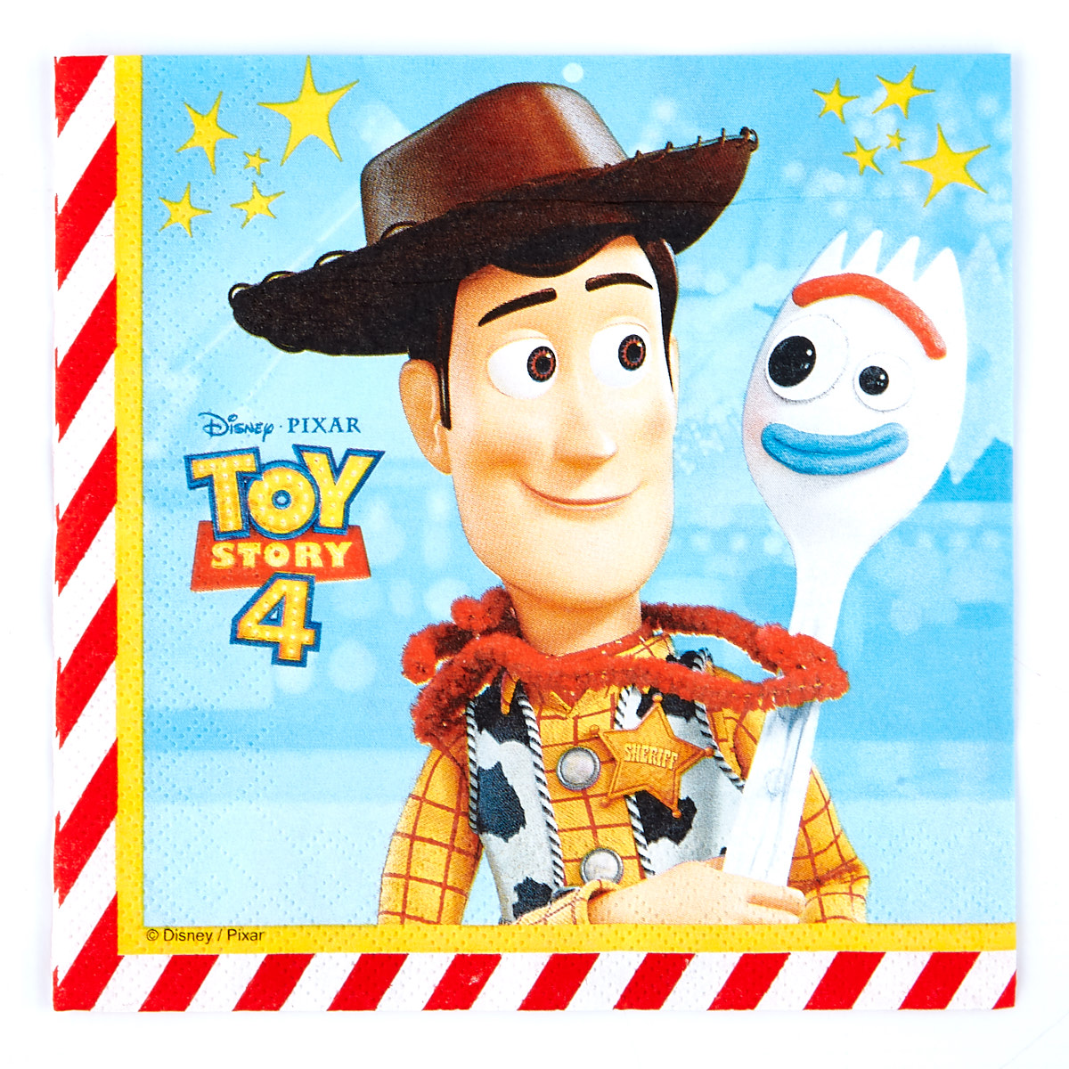 Toy Story 4 Party Tableware Bundle - 36 Pieces