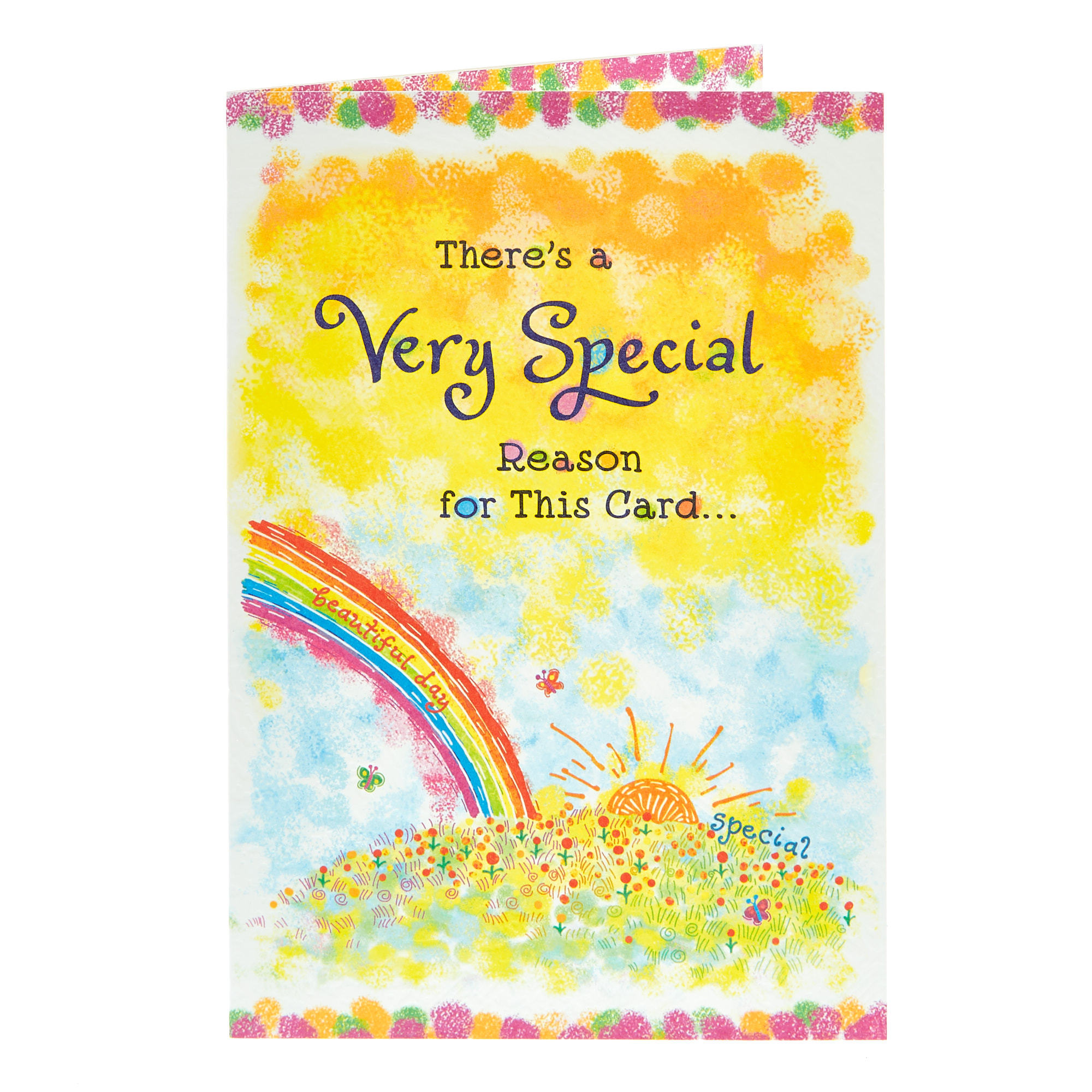 Blue Mountain Arts Card - A Very Special Reason