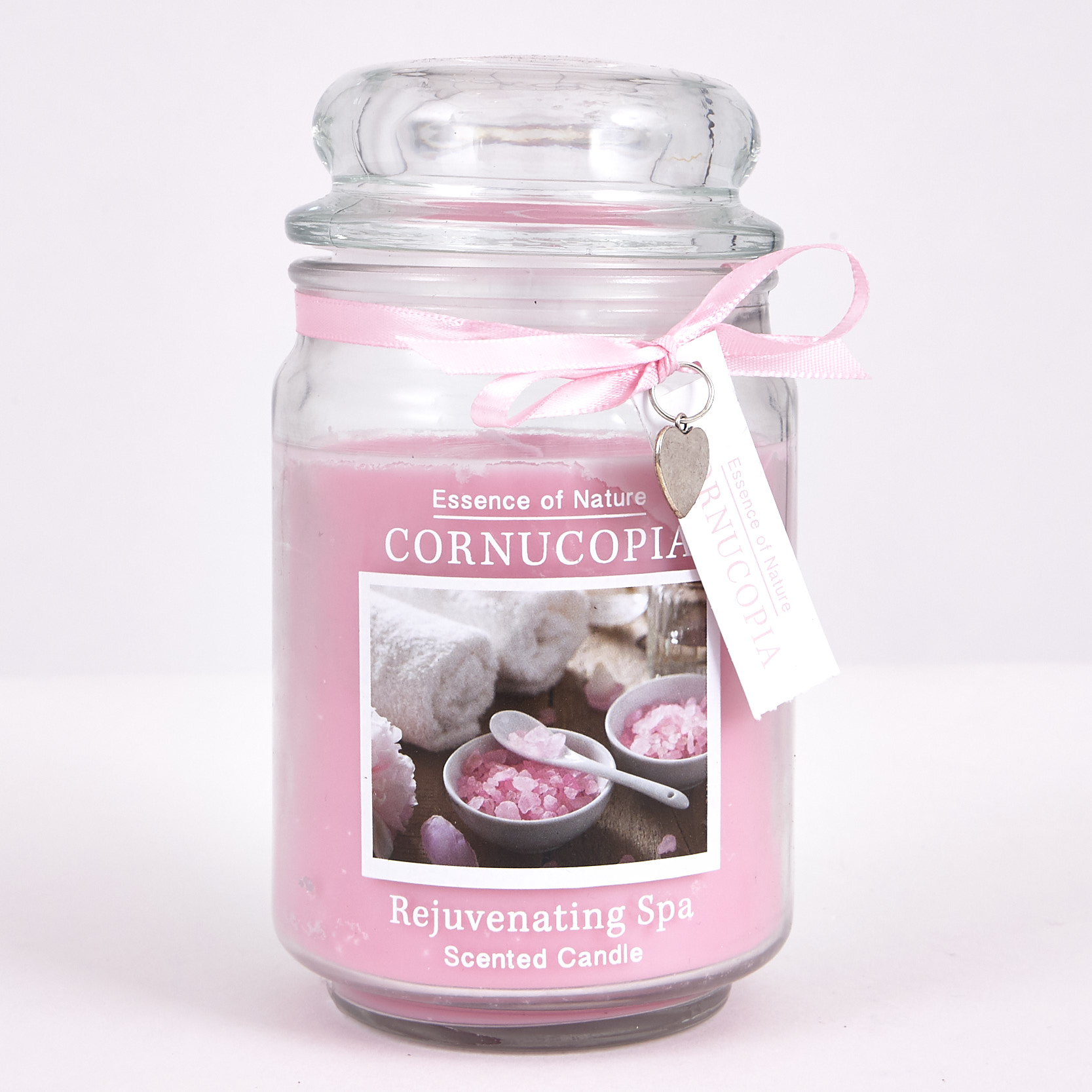 Cornucopia Rejuvenating Spa Scented Candle