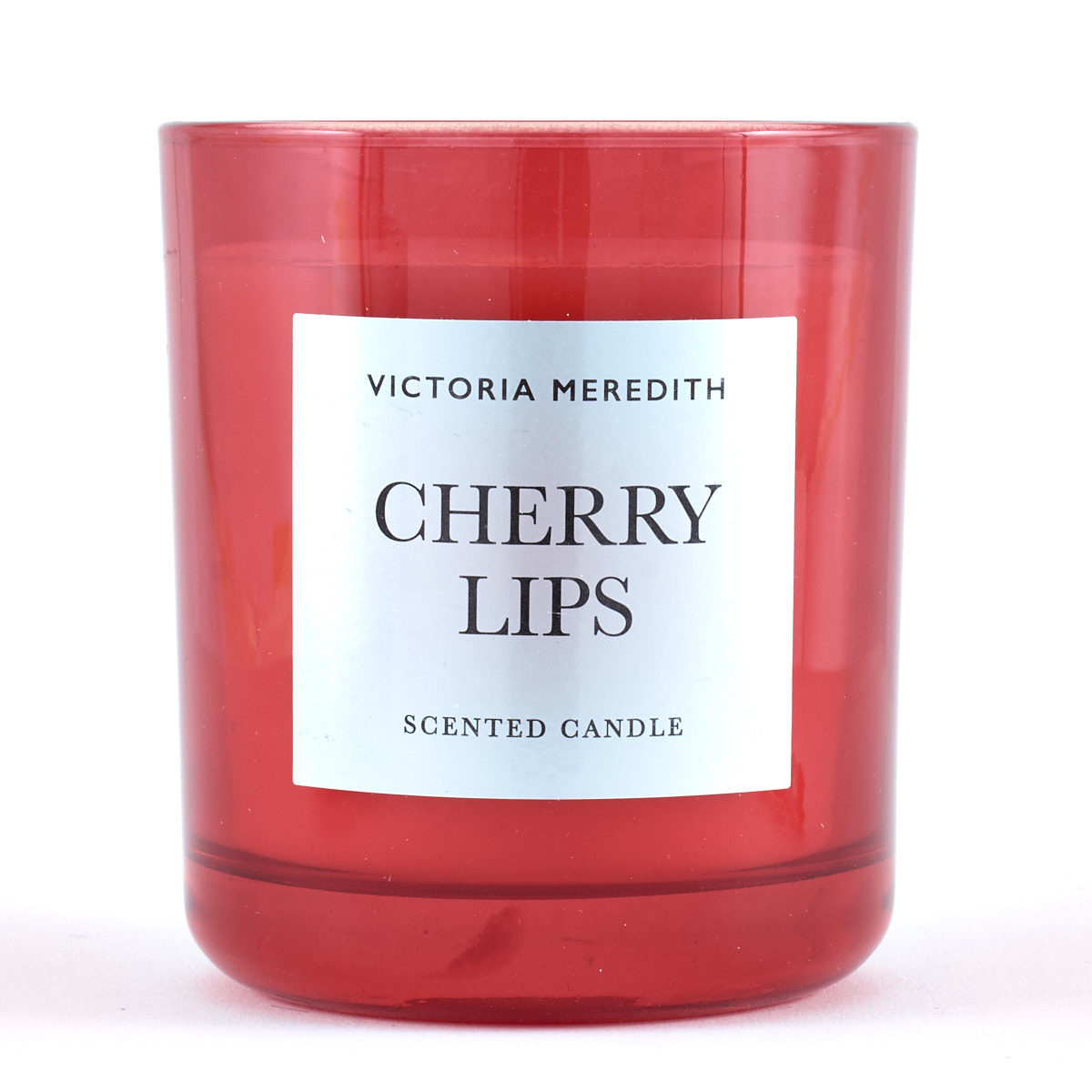 Victoria Meredith Cherry Lips Scented Candle