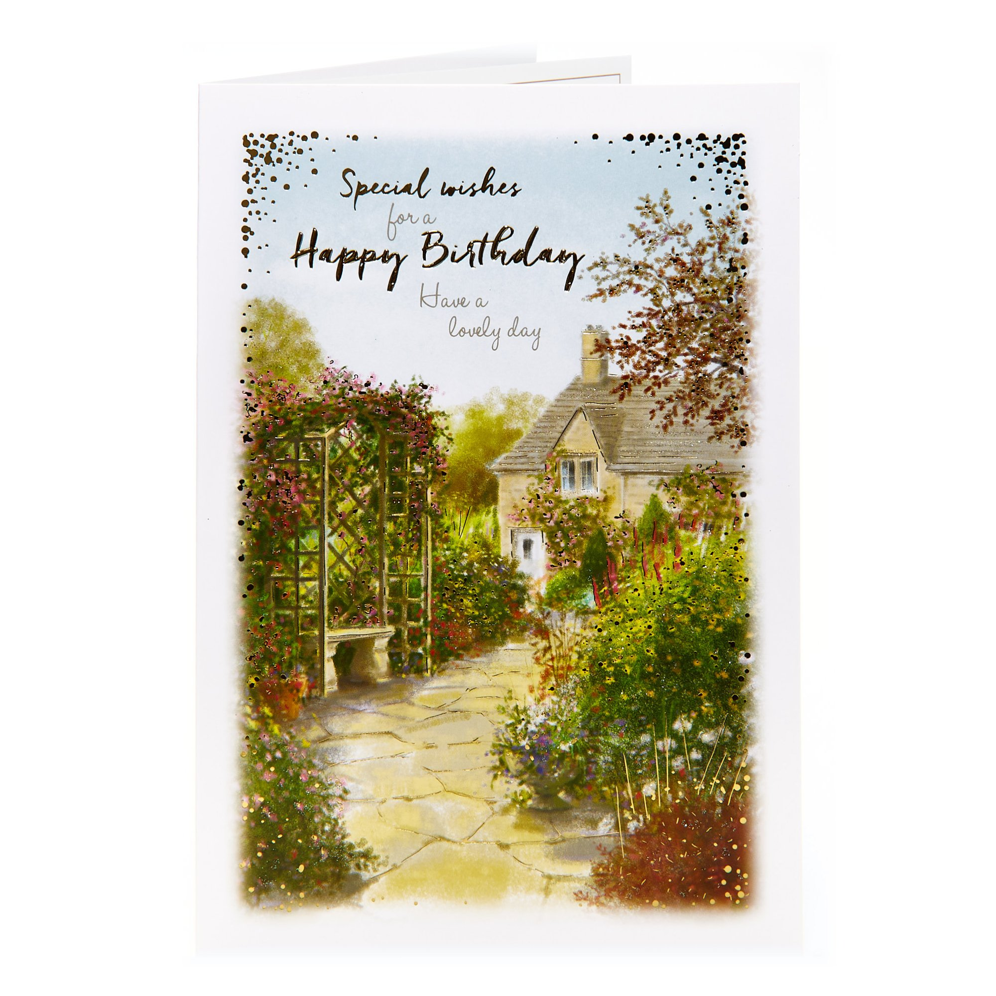 Birthday Card - Have A Lovely Day
