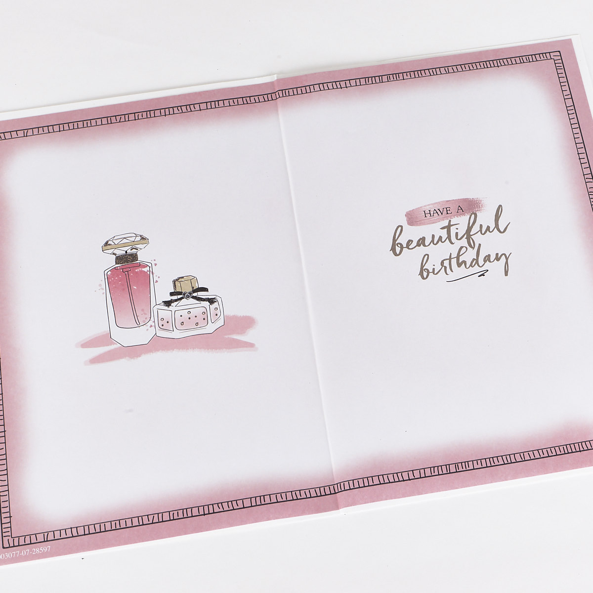 Signature Collection Birthday Card - Daughter Perfume