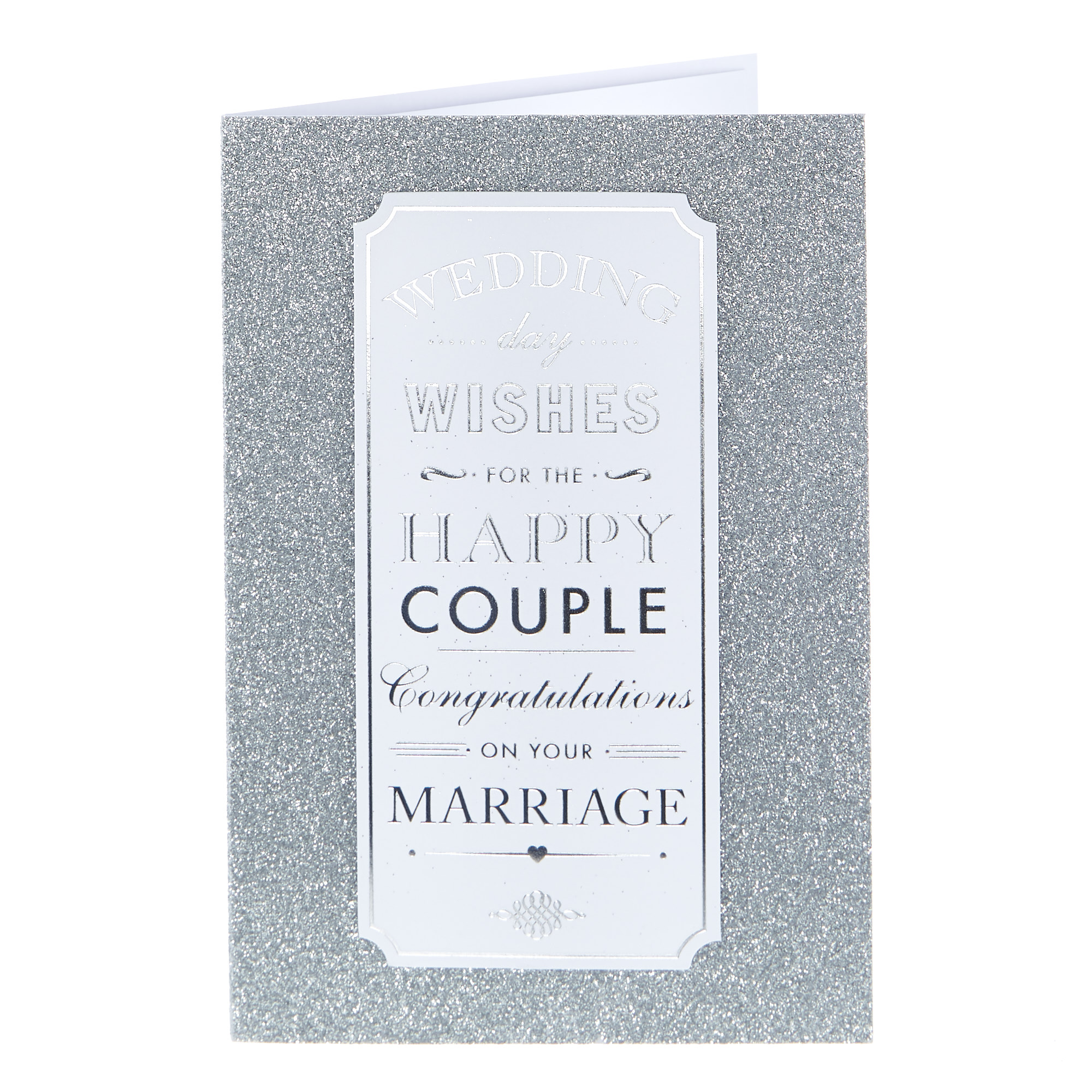 Wedding Card - Congratulations On Your Marriage