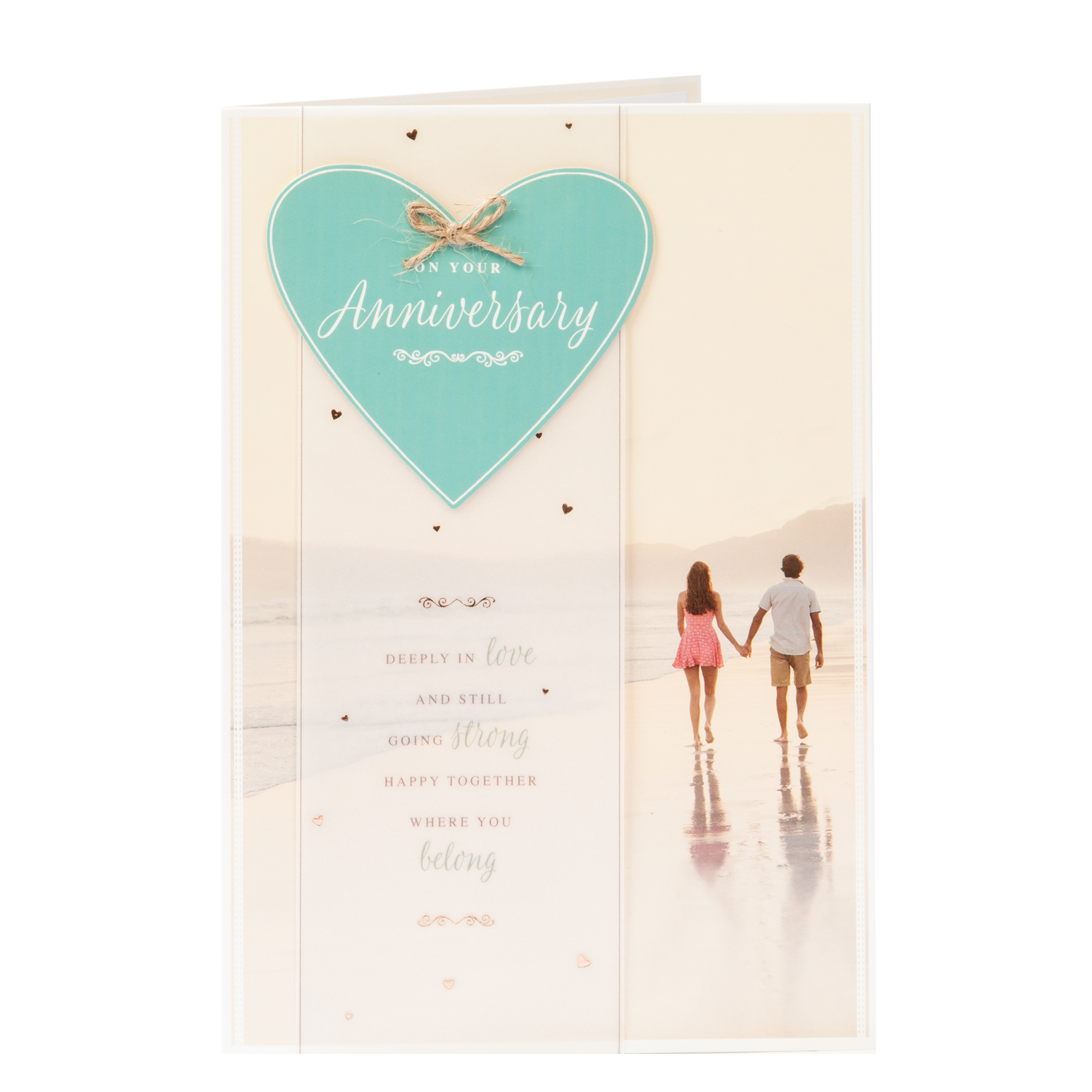 Anniversary Card - Deeply In Love