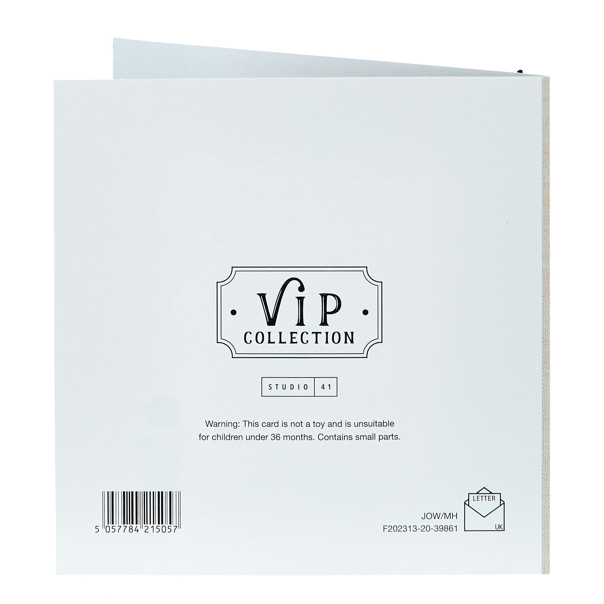 VIP Collection Father's Day Card - Daddy From Mini-Me