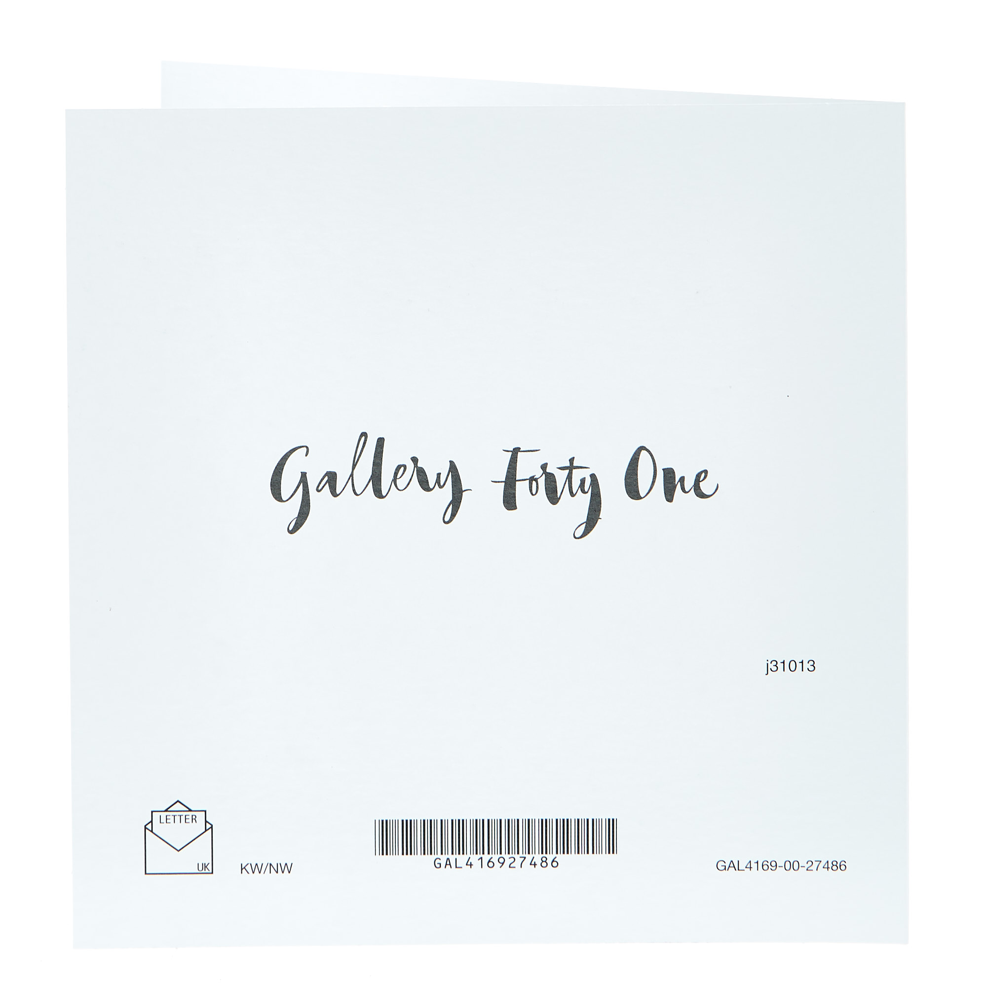Any Occasion Card - Here's To Perfect Days