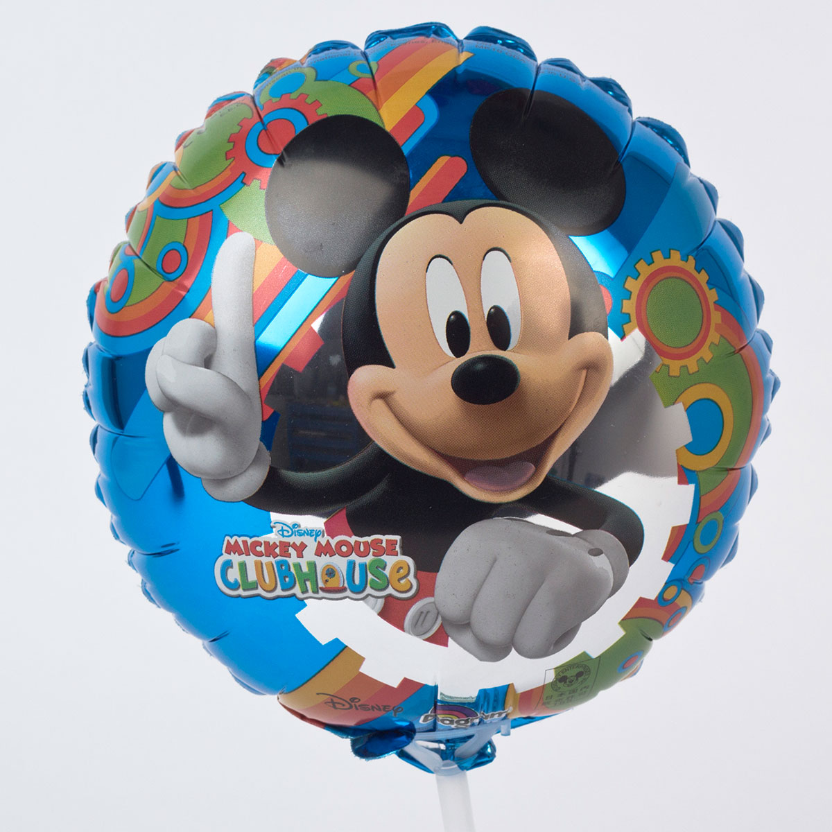 Disney Mickey Mouse Balloon On A Stick
