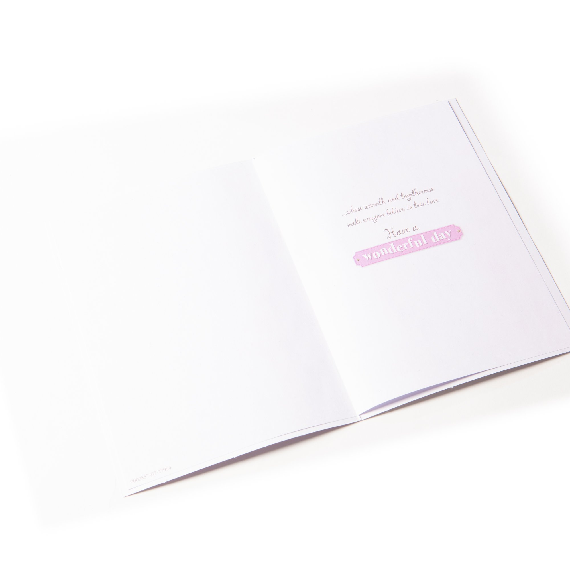buy anniversary card  very special parents for gbp 099