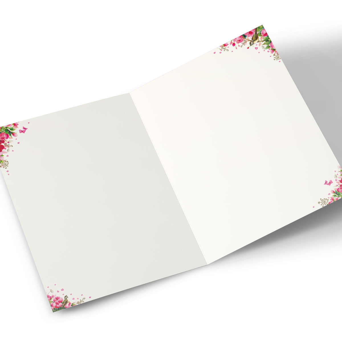 Photo Birthday Card - For The One You Love