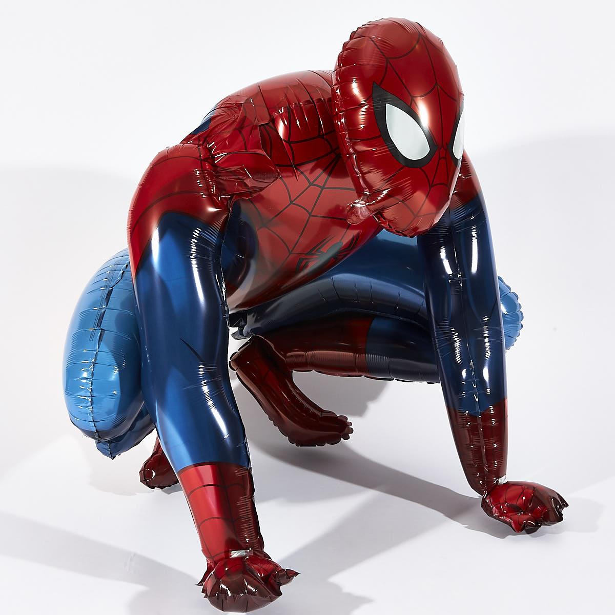 buy ultimate spiderman airwalkers helium balloon