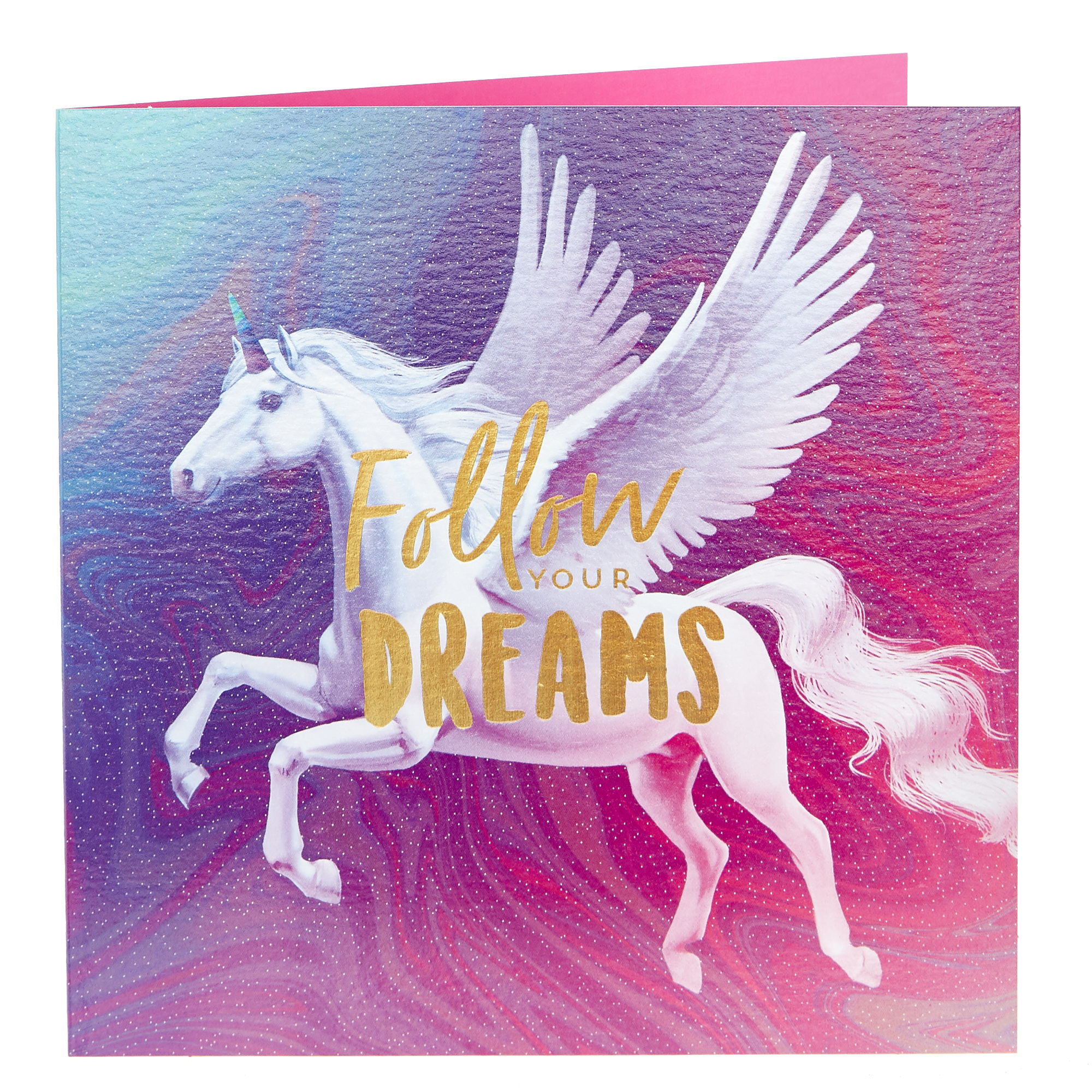 Any Occasion Card - Follow Your Dreams