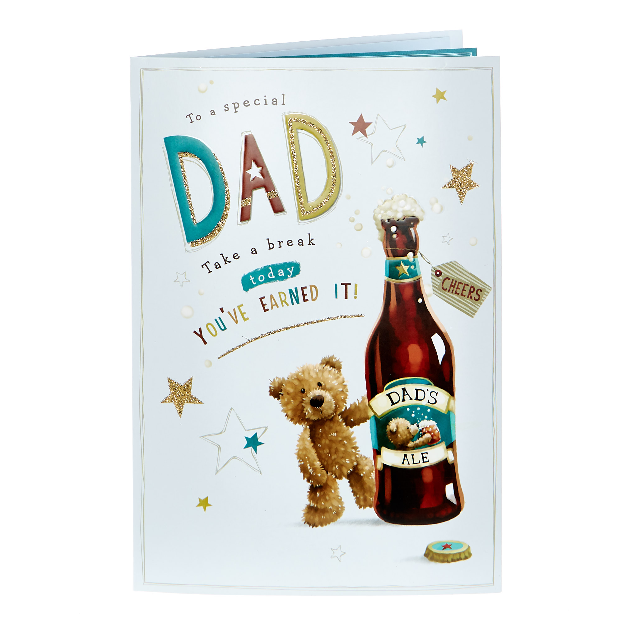 Birthday Card - Special Dad's Ale