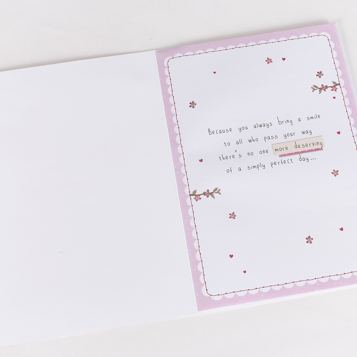 Signature Collection Birthday Card - Grandma Mouse Bake Off