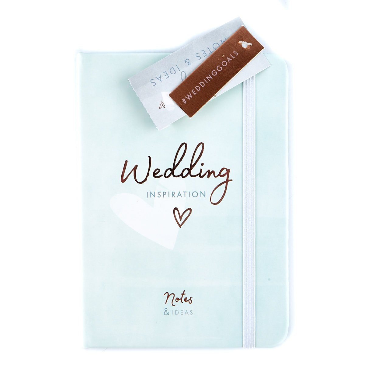Perfect Day A6 Wedding Inspiration Notebook