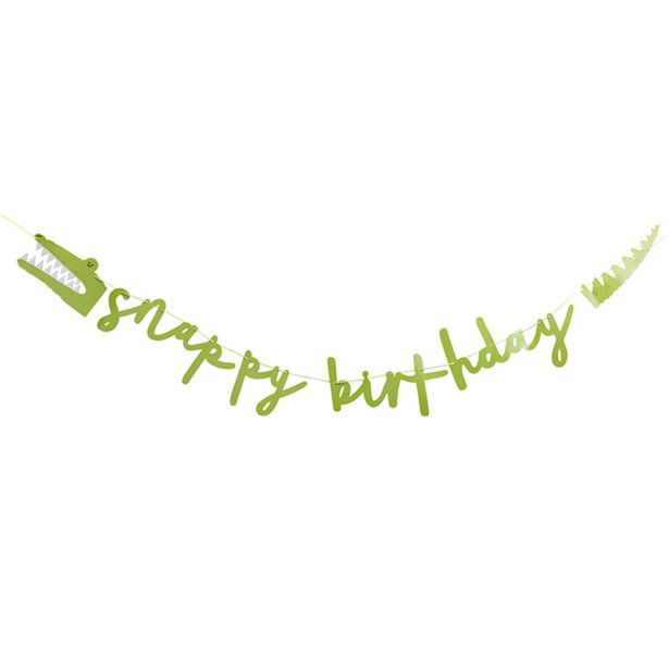 Jungle Birthday Party Tableware & Decorations Bundle - 47 pieces