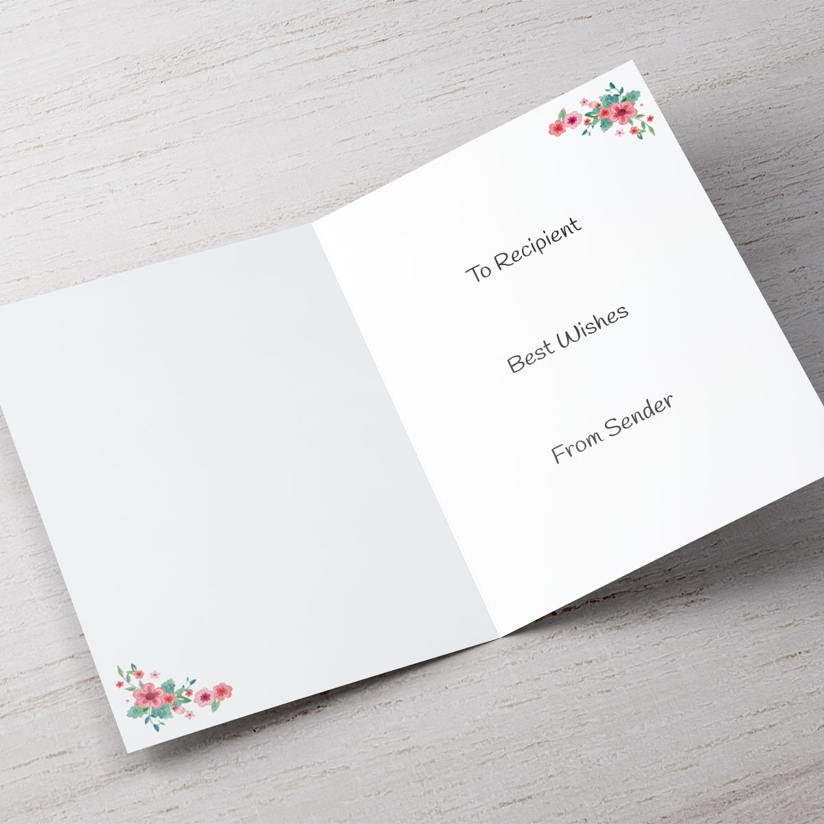 Photo Upload Wedding Card - Will you be my Flower Girl?