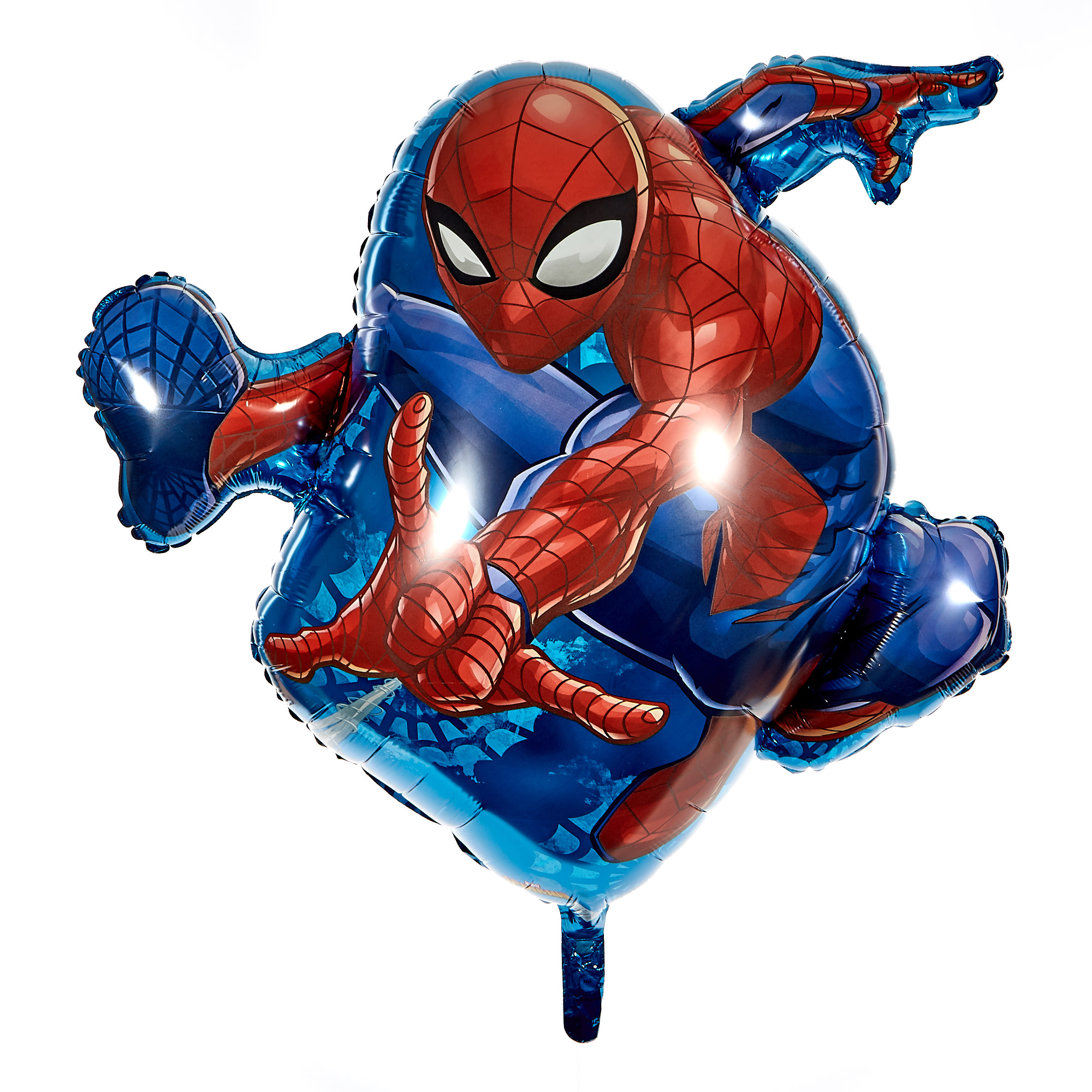 Marvel Spider-Man Foil Balloon Bundle (Deflated)