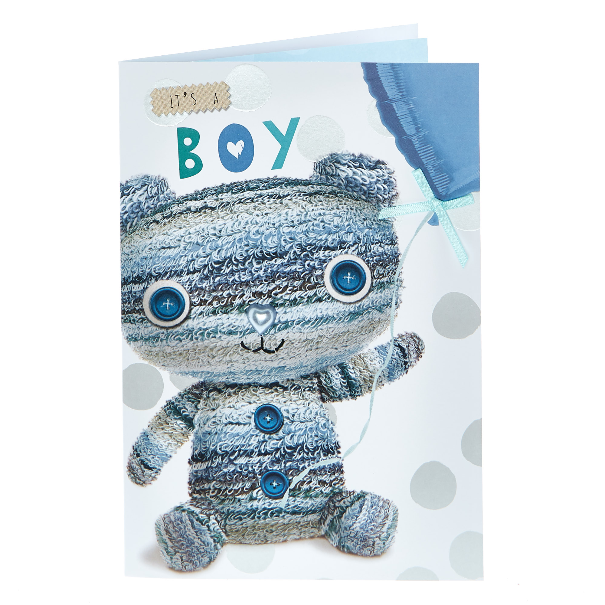 New Baby Card - It's A Boy