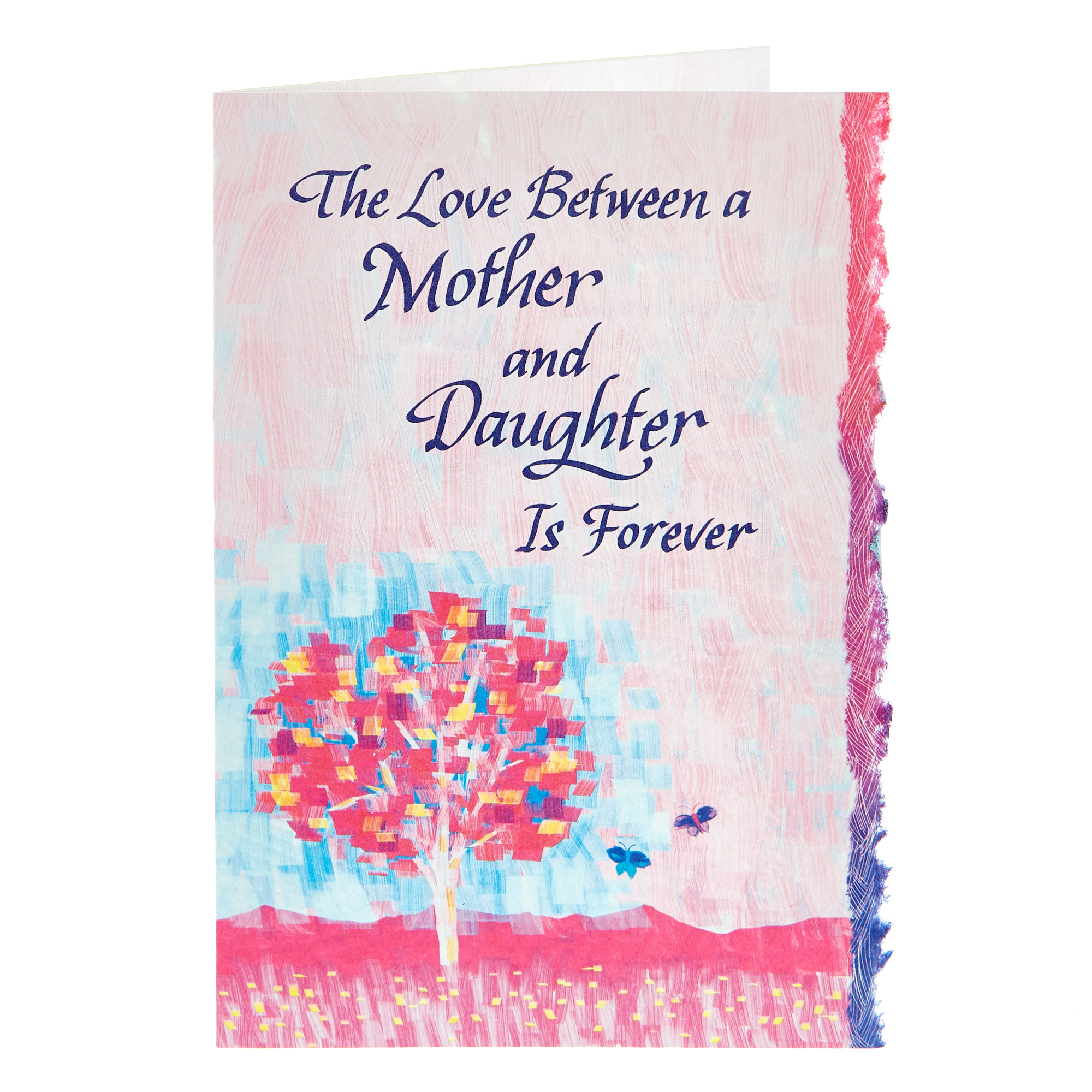Blue Mountain Arts Card - The Love Between A Mother & Daughter