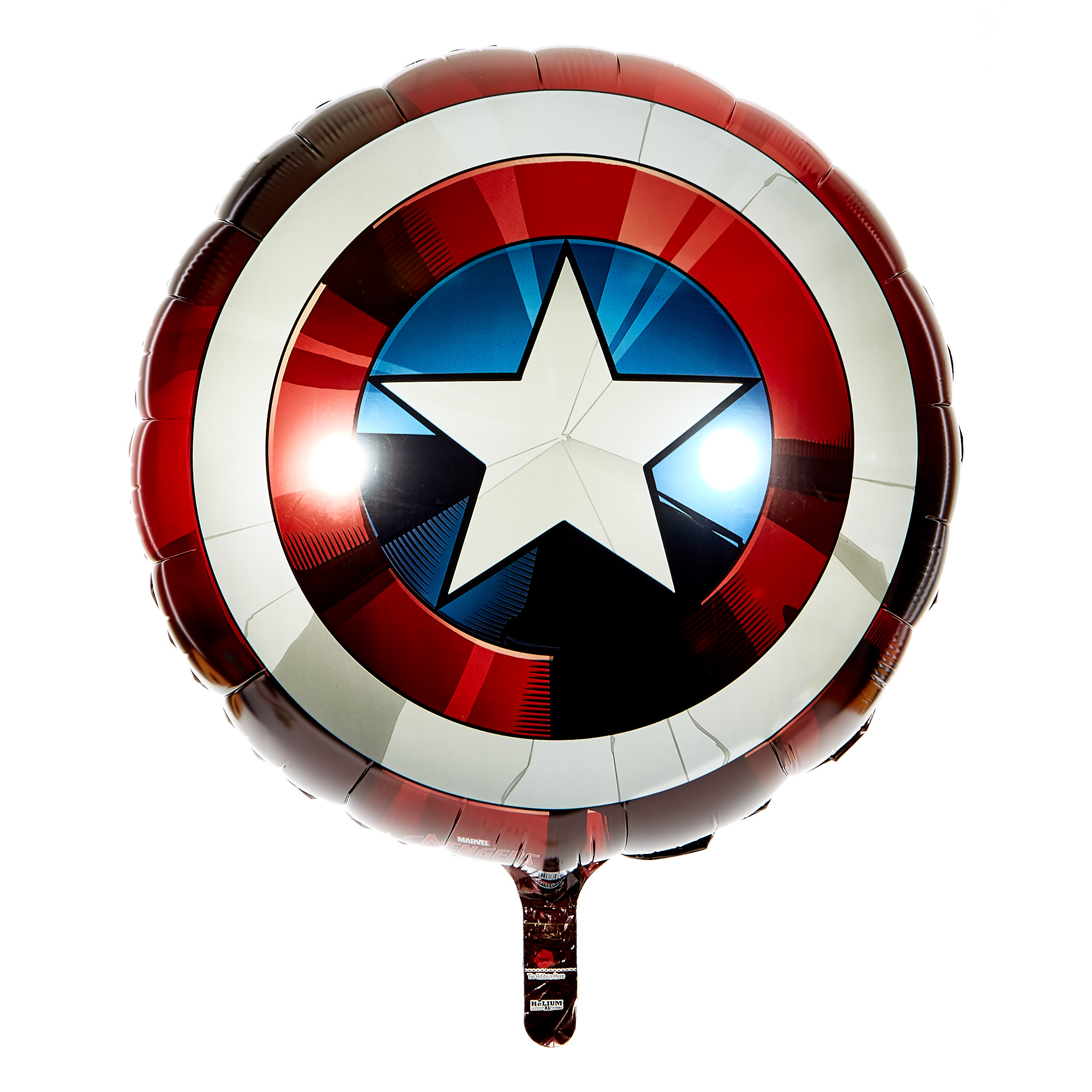 Marvel Avengers Foil Balloon Bundle (Deflated)