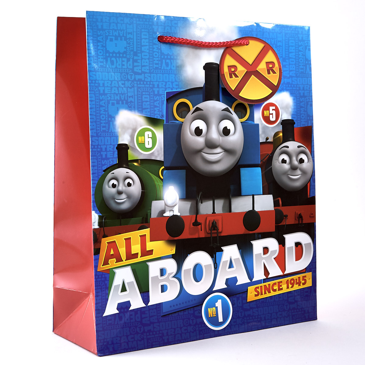 Thomas The Tank Large Gift Bag