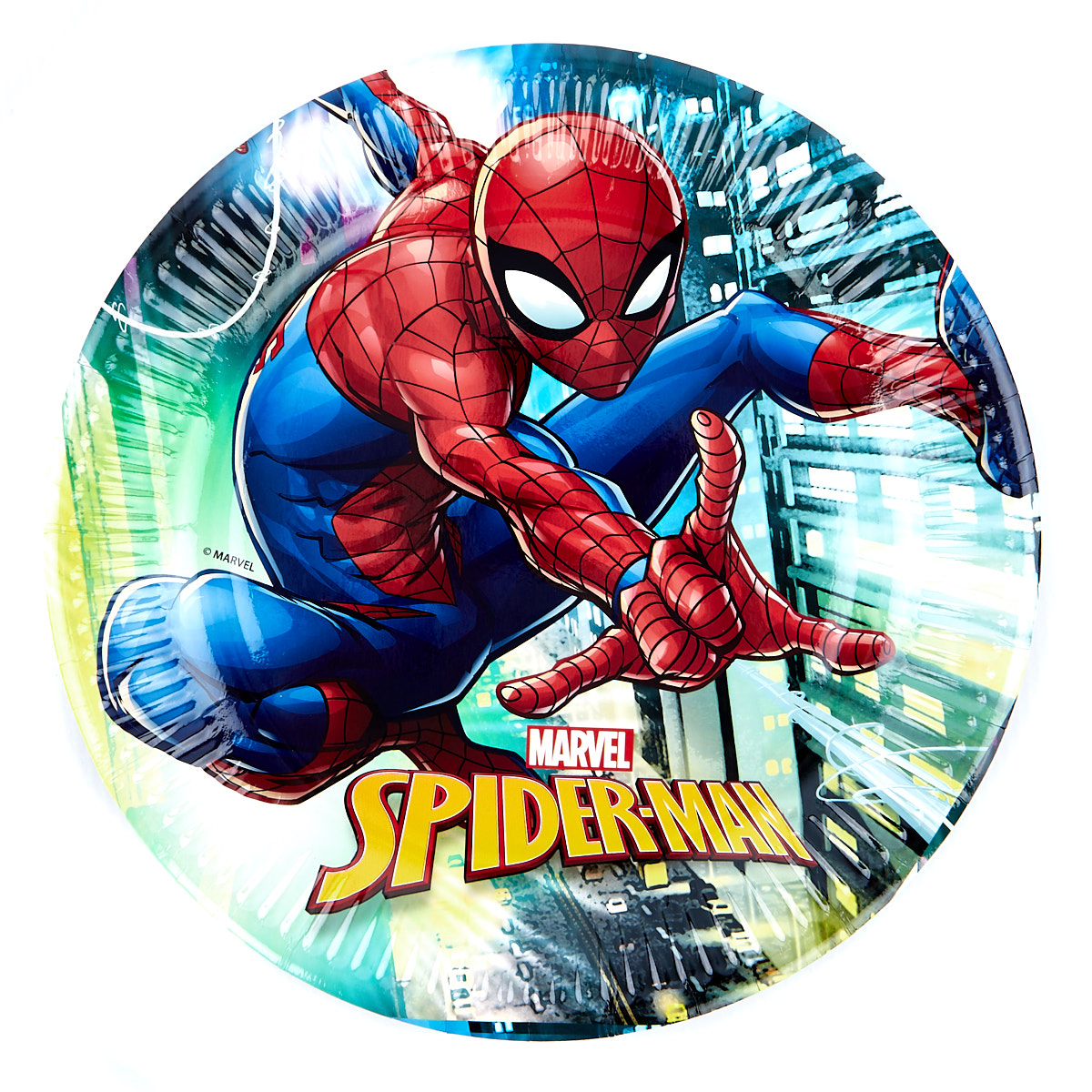 Marvel Spider-Man party Tableware Bundle - 91 Pieces