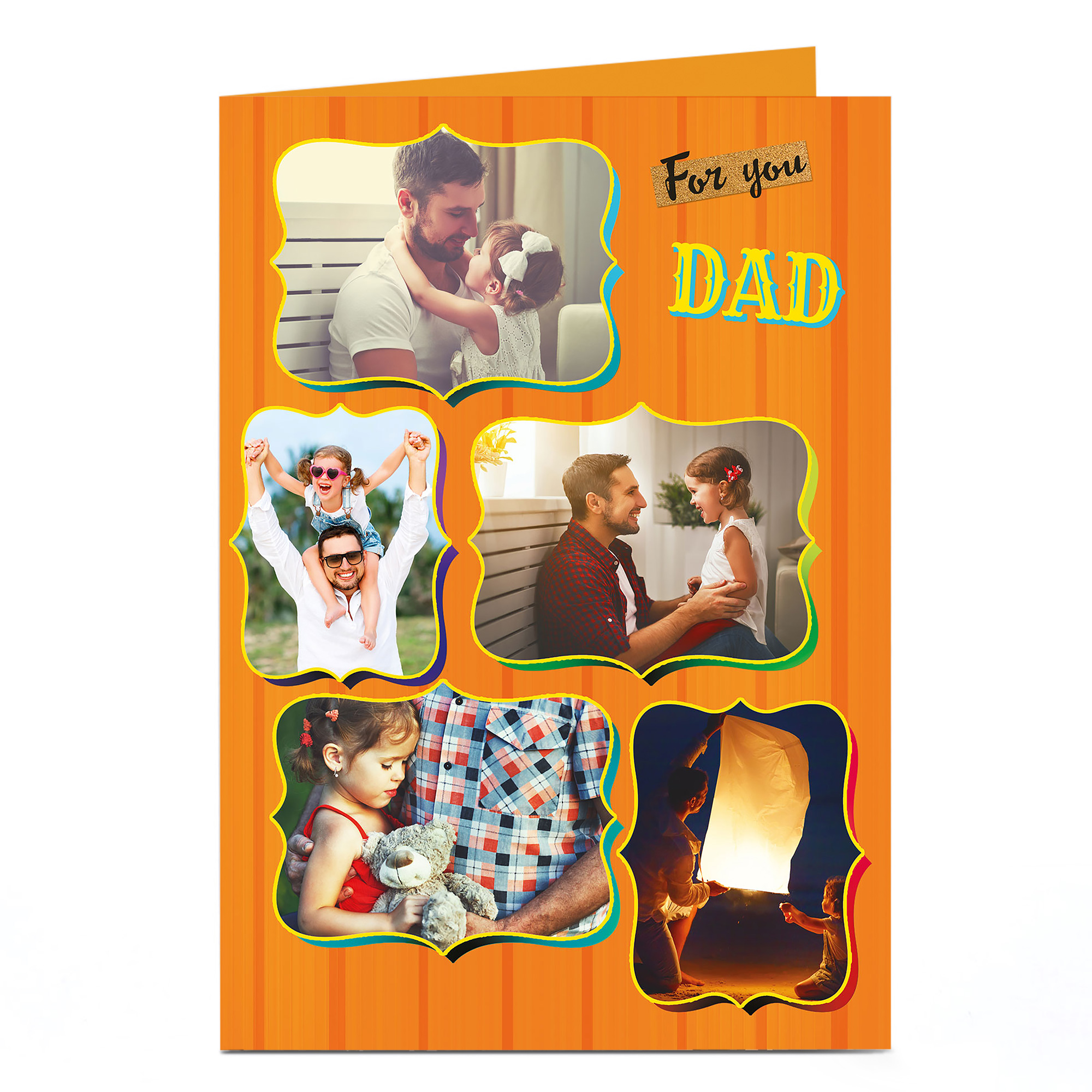 Multi Photo Card - For You