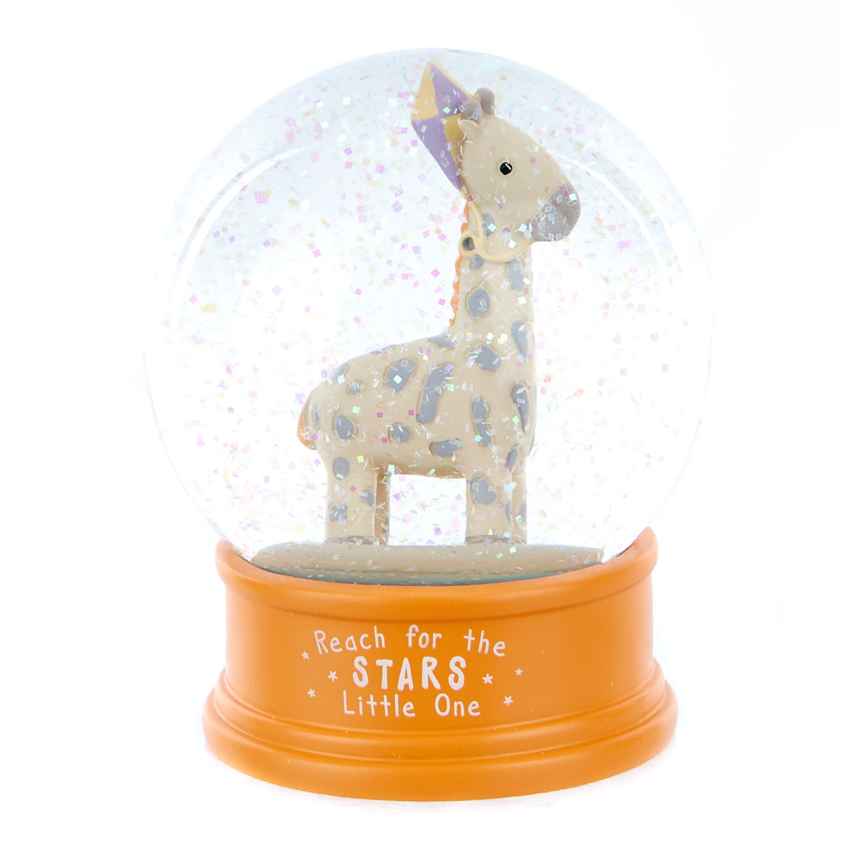 Teeny Wonders Baby Giraffe Water Dome