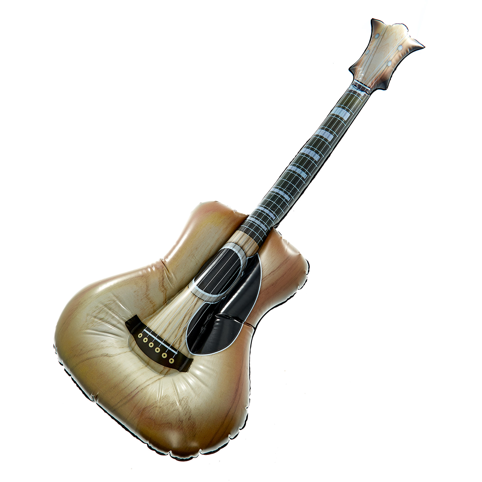 Inflatable Acoustic Guitar - 38 Inches