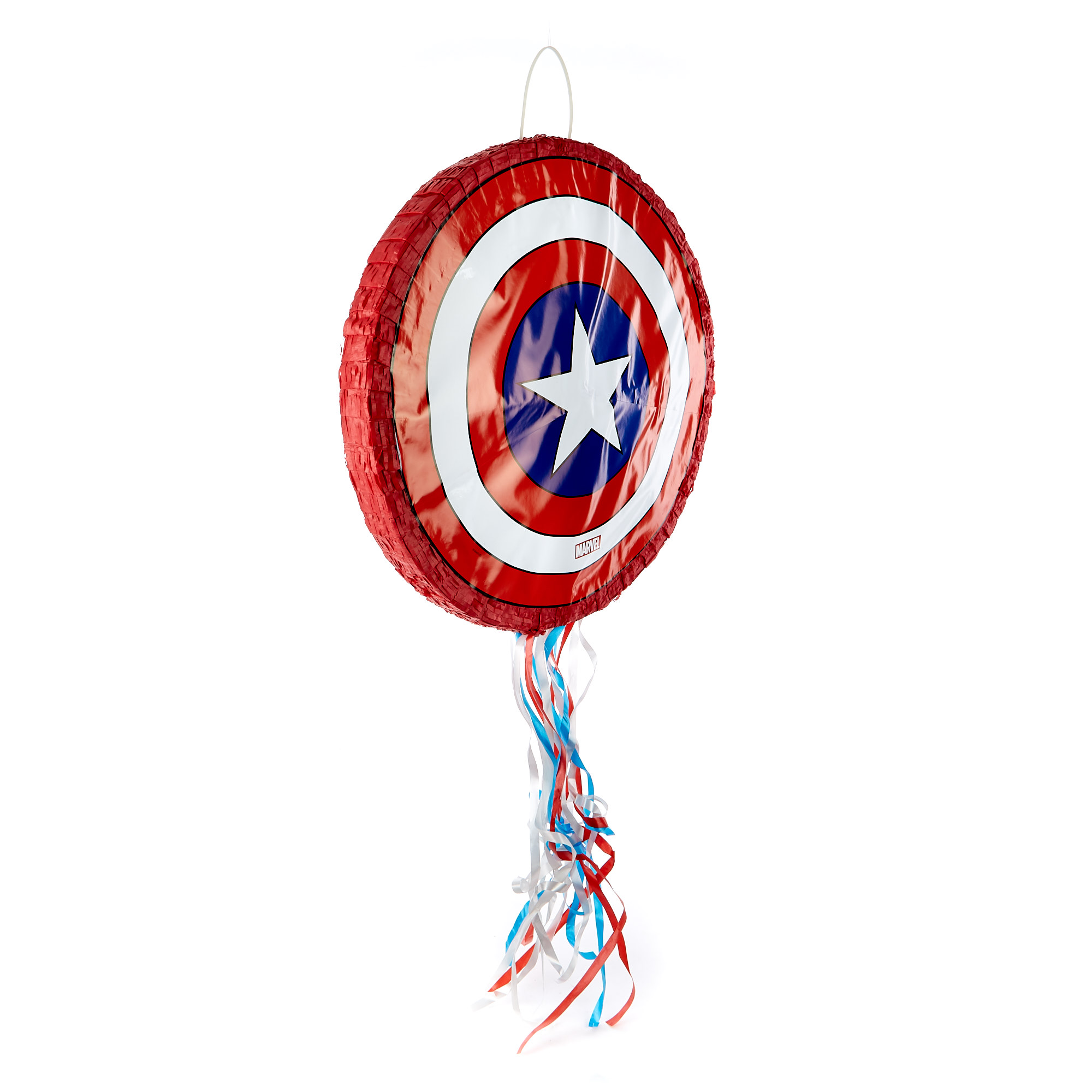 Captain America Shield Pull Pinata